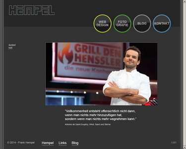 Frank Hempel - Fotografie und Webdesign